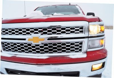 CarRevsDaily - Snowy Test Photos - 2014 Chevrolet Silverado All-Star Edition 19