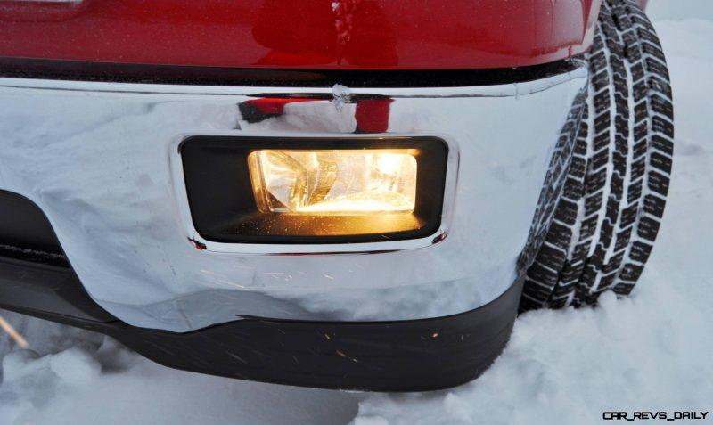 CarRevsDaily - Snowy Test Photos - 2014 Chevrolet Silverado All-Star Edition 21