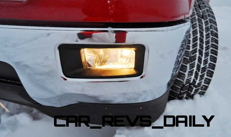CarRevsDaily - Snowy Test Photos - 2014 Chevrolet Silverado All-Star Edition 21