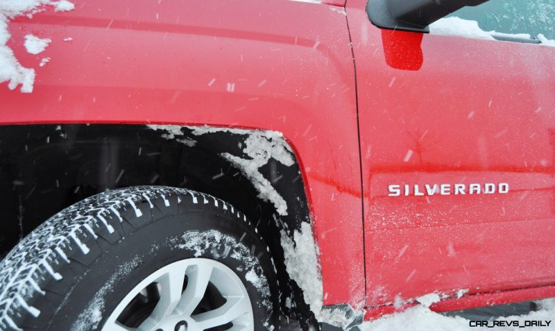 CarRevsDaily - Snowy Test Photos - 2014 Chevrolet Silverado All-Star Edition 22