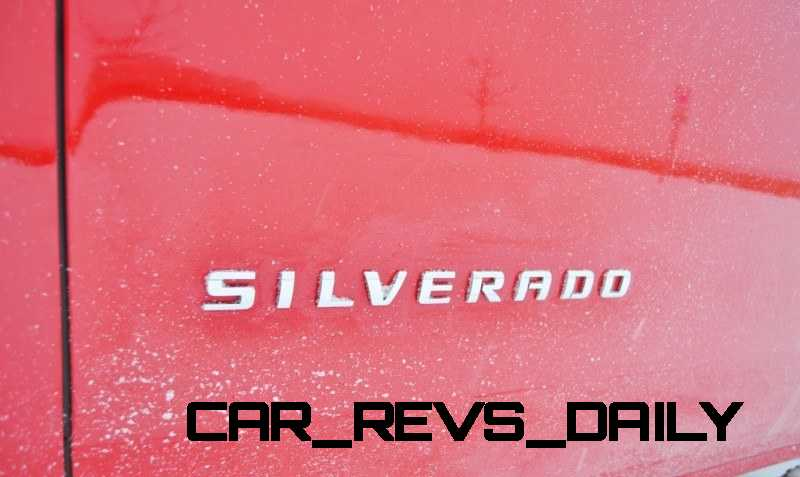 CarRevsDaily - Snowy Test Photos - 2014 Chevrolet Silverado All-Star Edition 23