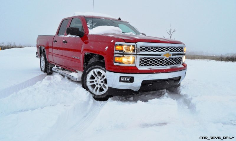 2014 Chevrolet Silverado All Star Edition Package