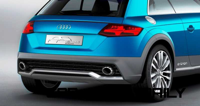 CarRevsDaily.com - 2014 Audi Allroad Shooting Brake Concept (Q2 e-tron) 4-crop