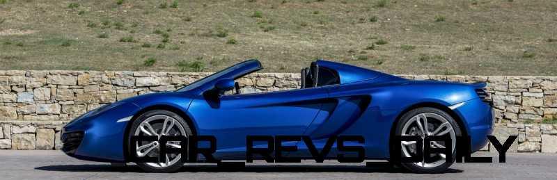 CarRevsDaily.com - 2014 McLaren 12C Spider Updates 10