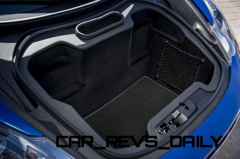 CarRevsDaily.com - 2014 McLaren 12C Spider Updates 8