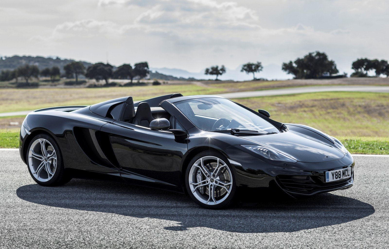 Voracious 12c Spider Demand Propels Mclaren To Add 5 New