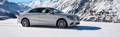 CLA 250 4MATIC, Calcitweiss, (C117), 2013