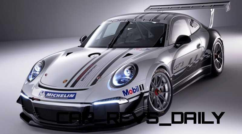 CarRevsDaily.com - 2014 Porsche 911 GT3 Cup (Type 991) 2