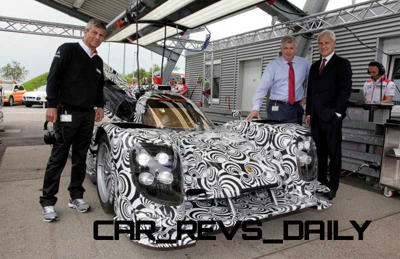 CarRevsDaily.com - 2014 Porsche 911 GT3 Cup (Type 991) 6