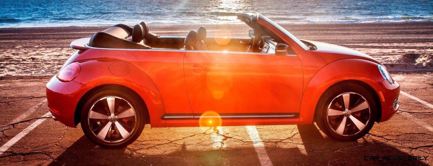 CarRevsDaily.com - 2014 VW Beetle Cabrio in Santa Monica 16