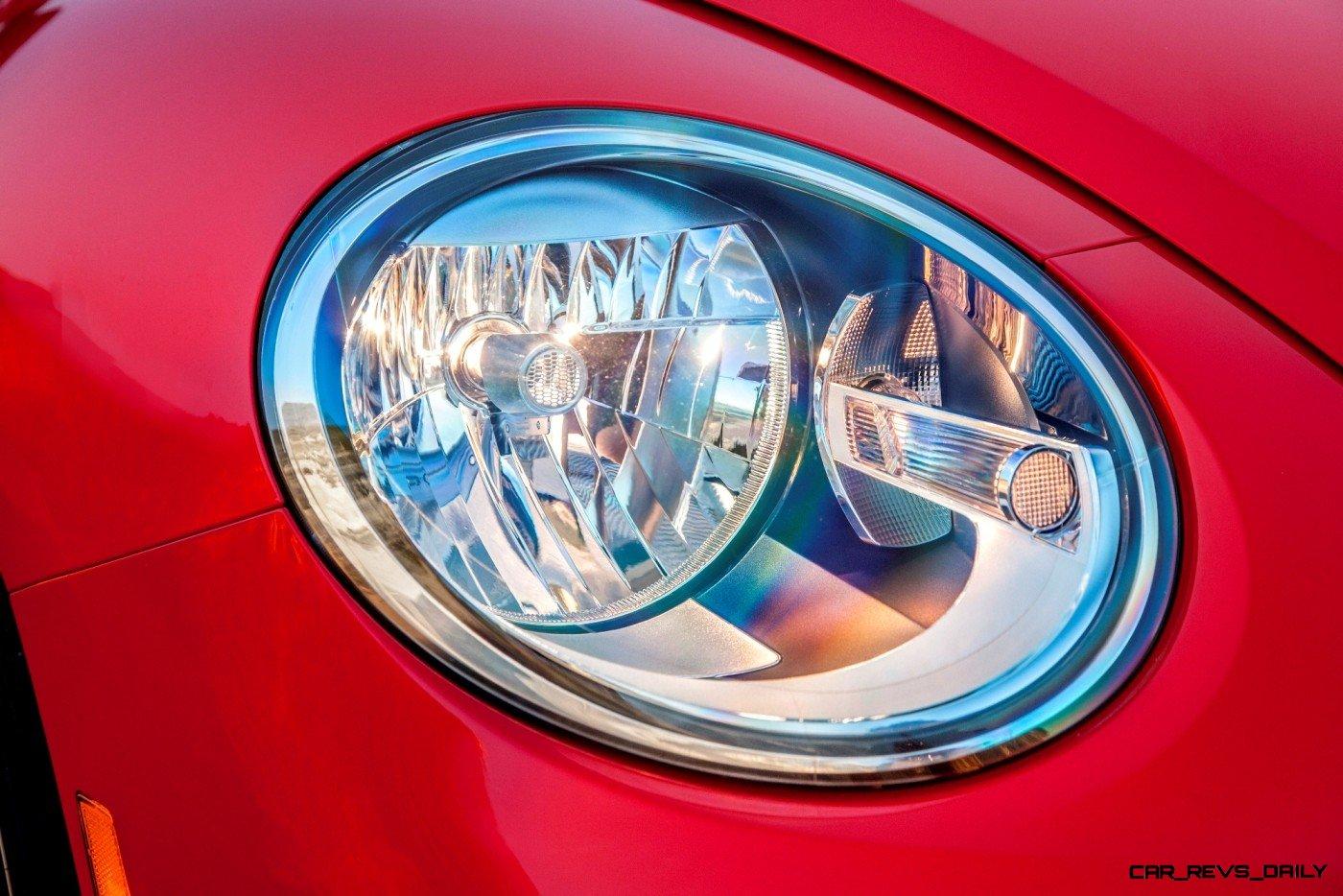CarRevsDaily.com - 2014 VW Beetle Cabrio in Santa Monica 18