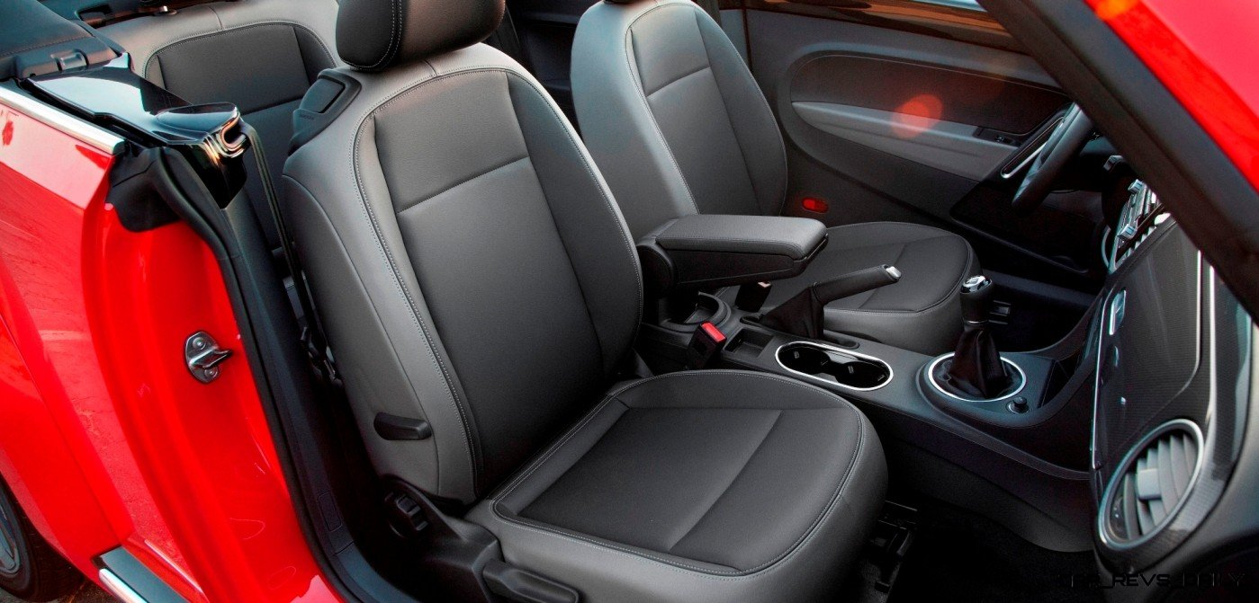CarRevsDaily.com - 2014 VW Beetle Cabrio in Santa Monica 20