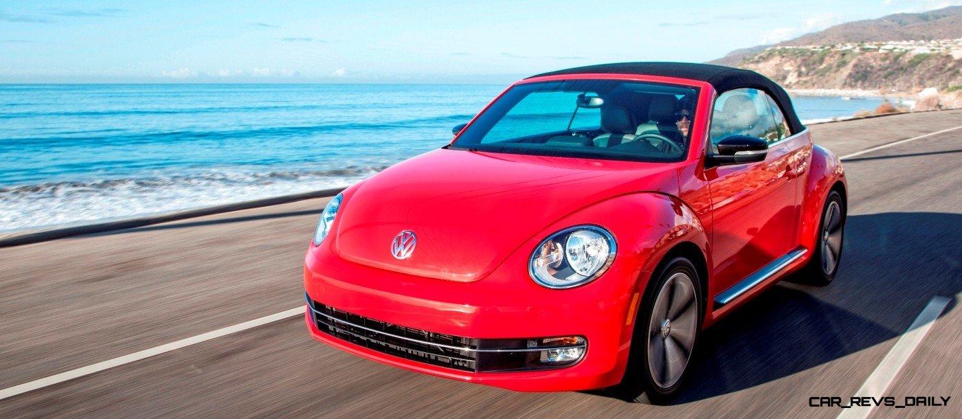 CarRevsDaily.com - 2014 VW Beetle Cabrio in Santa Monica 21