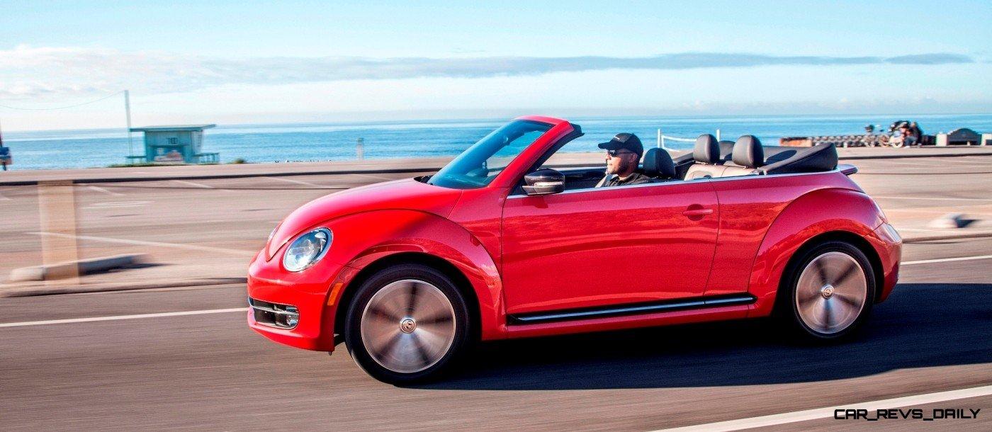 CarRevsDaily.com - 2014 VW Beetle Cabrio in Santa Monica 23
