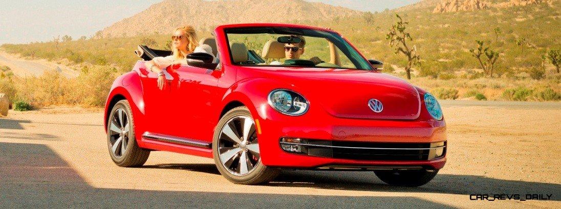 CarRevsDaily.com - 2014 VW Beetle Cabrio in Santa Monica 30