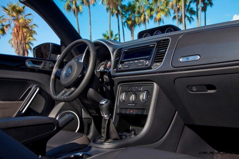 CarRevsDaily.com - 2014 VW Beetle Cabrio in Santa Monica 6