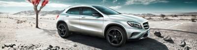 Mercedes-Benz GLA Edition 1 (X156) 2013