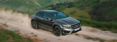 Mercedes-Benz GLA 250 4MATIC (X156) 2013