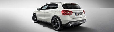 Mercedes-Benz GLA Edition 1