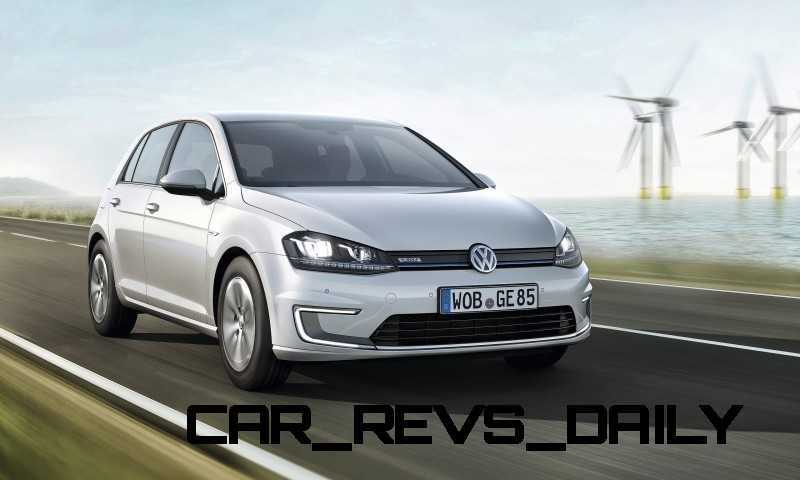 CarRevsDaily.com - 2015 VW e-Golf 19