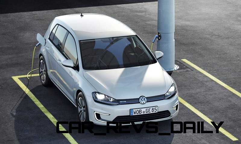 CarRevsDaily.com - 2015 VW e-Golf 5