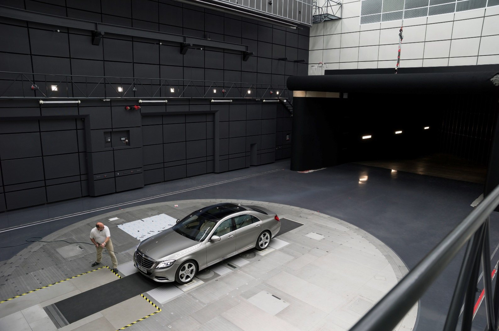 Nissan Of Ames >> Best Wind Tunnels - Mercedes-Benz Opens New 165MPH ...