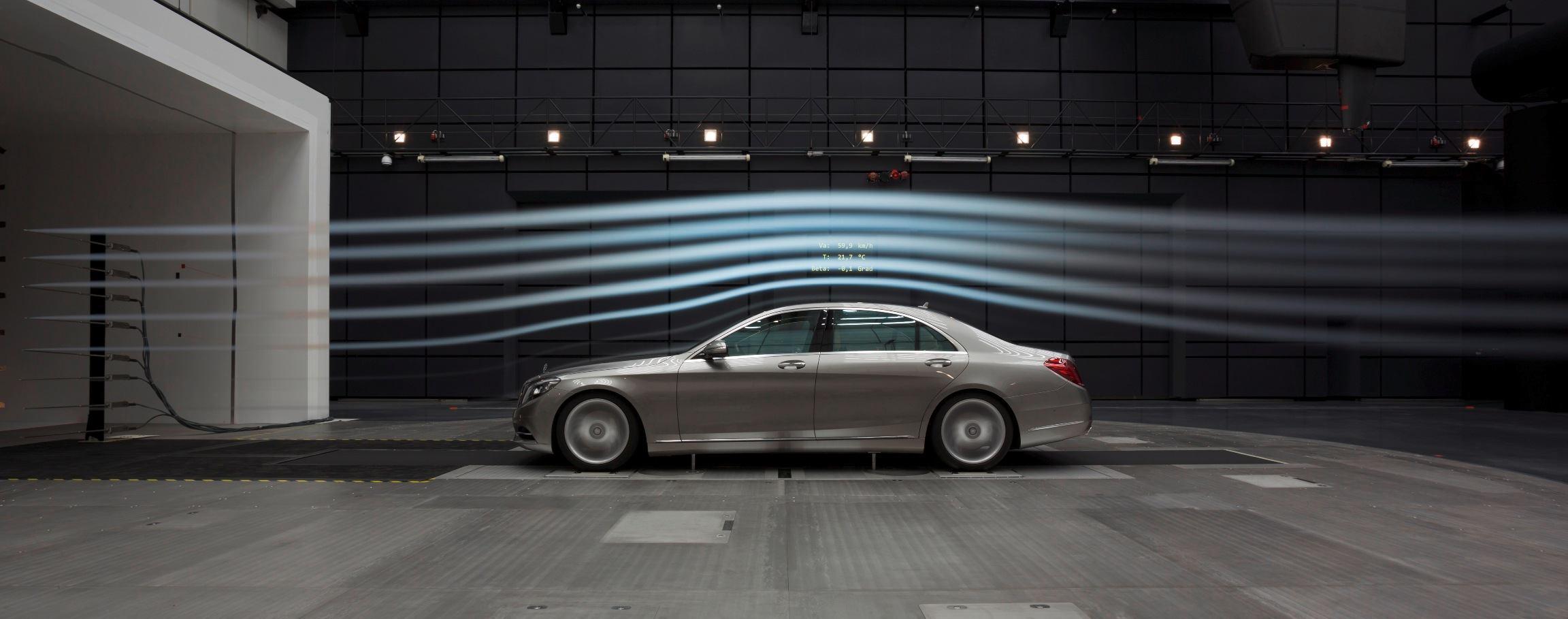 Best Wind Tunnels Mercedes Benz Opens New 165MPH