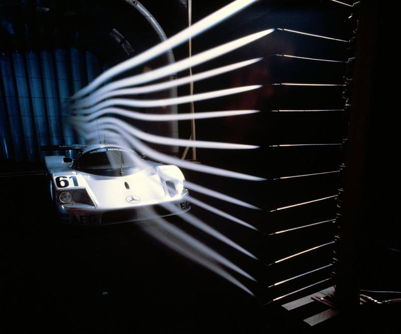 CarRevsDaily.com Best Wind Tunnels Series - Mercedes-Benz Sindelfingen58