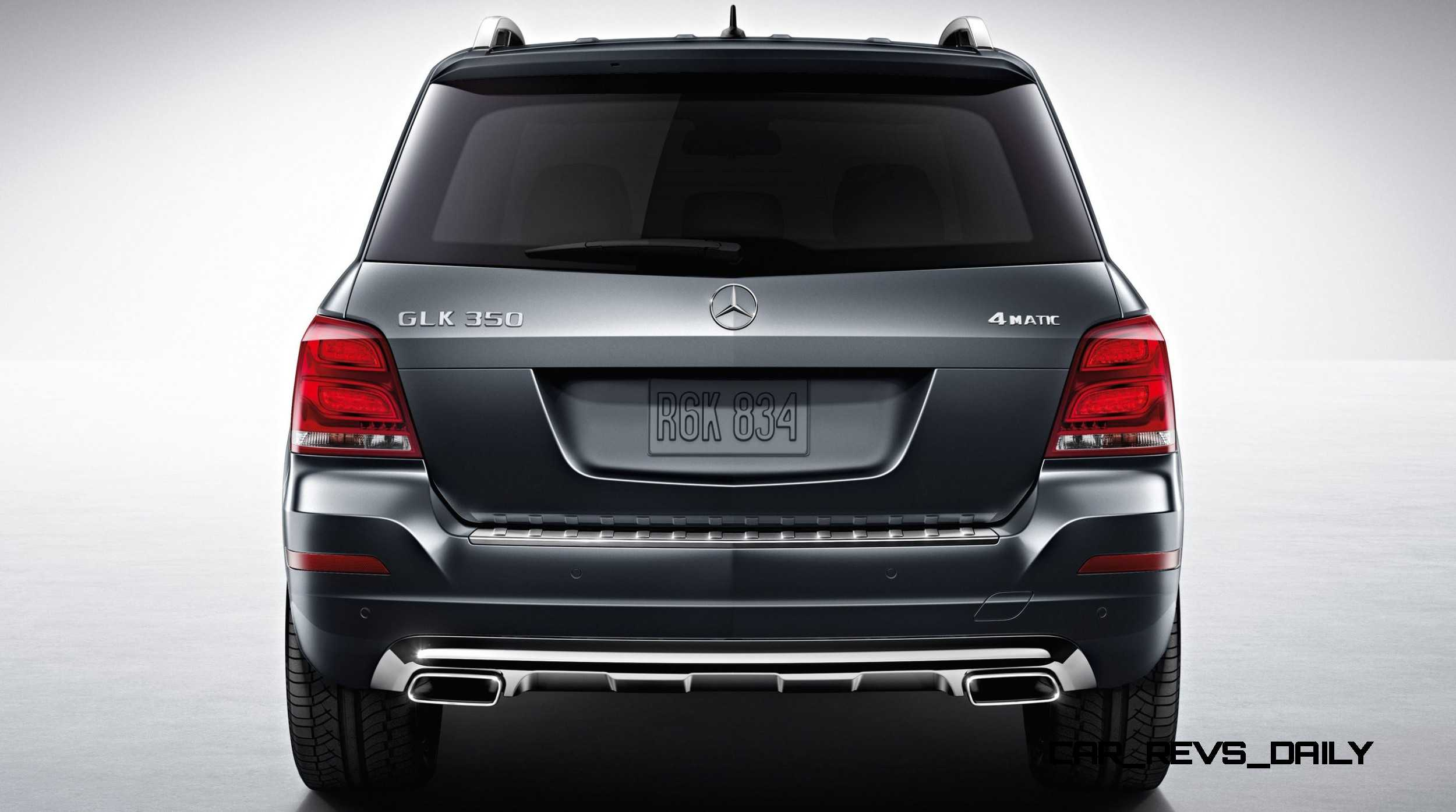CarRevsDaily.com Buyers Guide - 2014 Mercedes-Benz GLK250 Bluetec and GLK350 4Matic 40