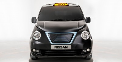 Nissan NV200 London Taxi concept