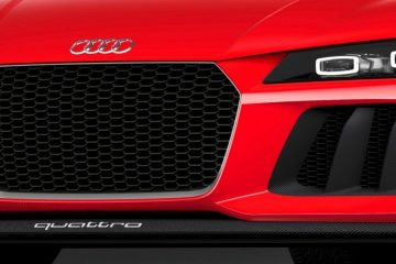 Audi Sport Quattro - Design Analysis - Deconstructed Headlight Styles
