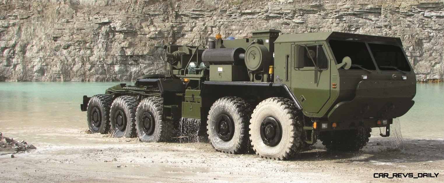 CarRevsDaily.com - Oshkosh Defense Medium and Heavy Showcase 10