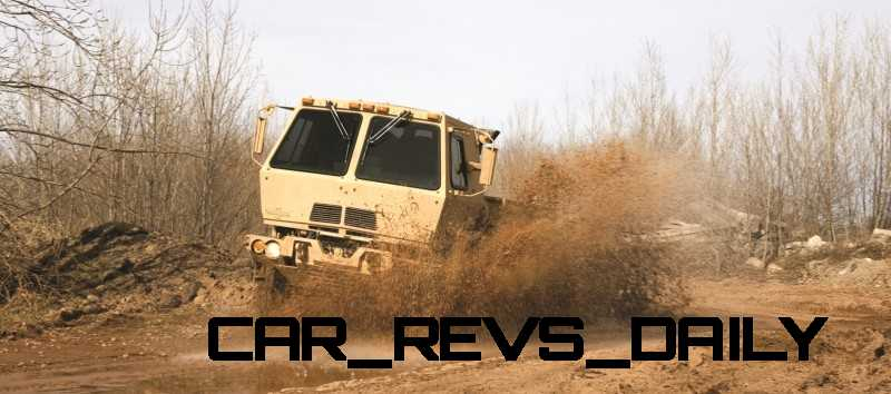 CarRevsDaily.com - Oshkosh Defense Medium and Heavy Showcase 2