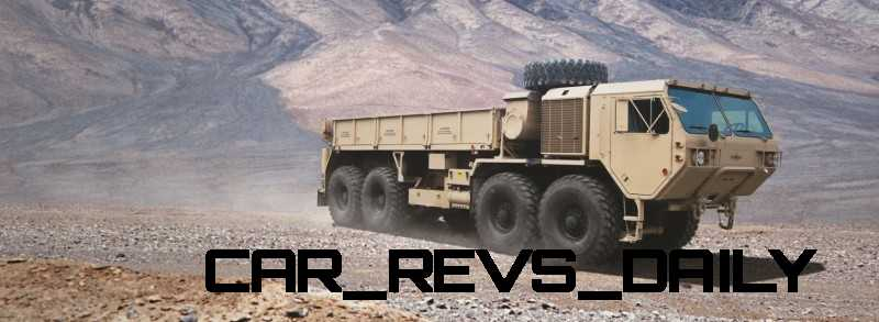 CarRevsDaily.com - Oshkosh Defense Medium and Heavy Showcase 7