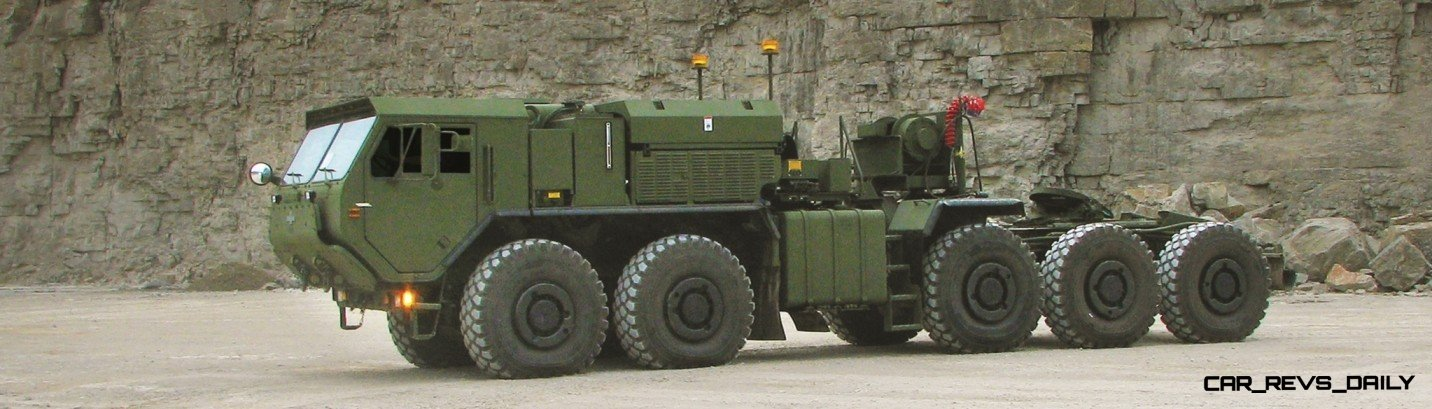 CarRevsDaily.com - Oshkosh Defense Medium and Heavy Showcase 9