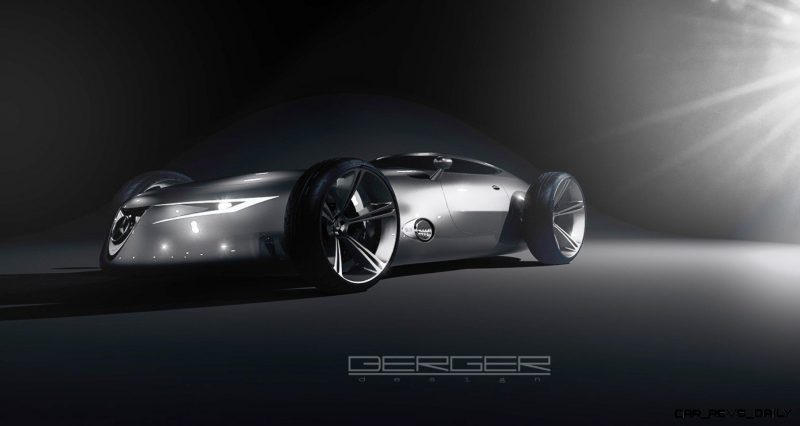 CarRevsDaily.com - Phil Berger Envisions Future Silver Arrow Racer 17