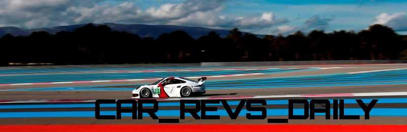 CarRevsDaily.com - Porsche 911 Racers Compared - 2014 Porsche 911 RSR (Type 991) 2