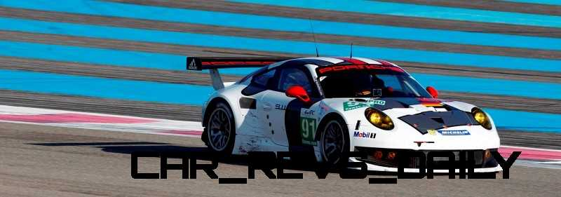 CarRevsDaily.com - Porsche 911 Racers Compared - 2014 Porsche 911 RSR (Type 991) 5