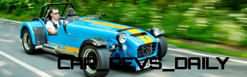 Caterham Coming to America!  620R to be sold by Superformance (Without An Engine...) 12