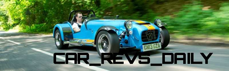 Caterham Coming to America!  620R to be sold by Superformance (Without An Engine...) 13