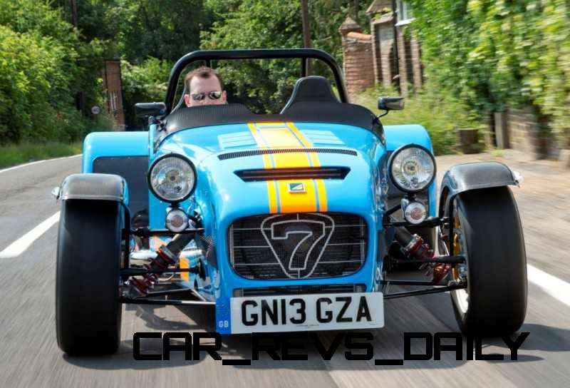 Caterham Coming to America!  620R to be sold by Superformance (Without An Engine...) 14