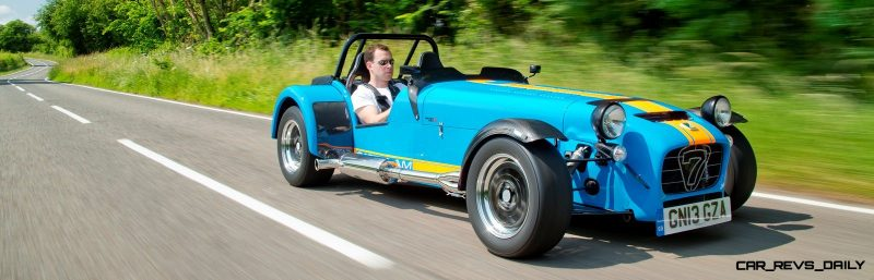 Caterham Coming to America! 620R to be sold by Superformance (Without An Engine