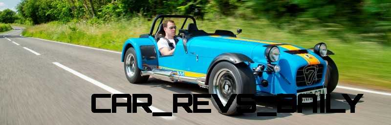Caterham Coming to America!  620R to be sold by Superformance (Without An Engine...) 16
