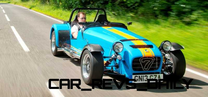 Caterham Coming to America!  620R to be sold by Superformance (Without An Engine...) 17