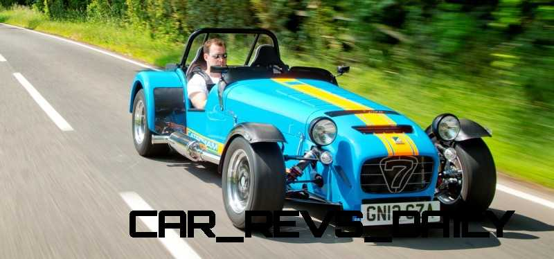 Caterham Coming to America!  620R to be sold by Superformance (Without An Engine...) 18