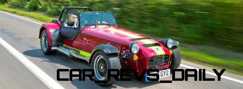 Caterham Coming to America!  620R to be sold by Superformance (Without An Engine...) 23
