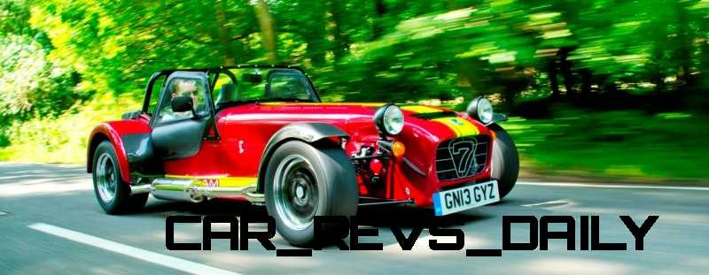 Caterham Coming to America!  620R to be sold by Superformance (Without An Engine...) 24