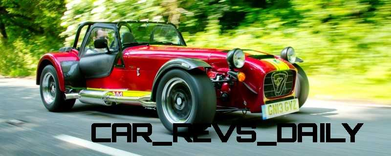 Caterham Coming to America!  620R to be sold by Superformance (Without An Engine...) 25