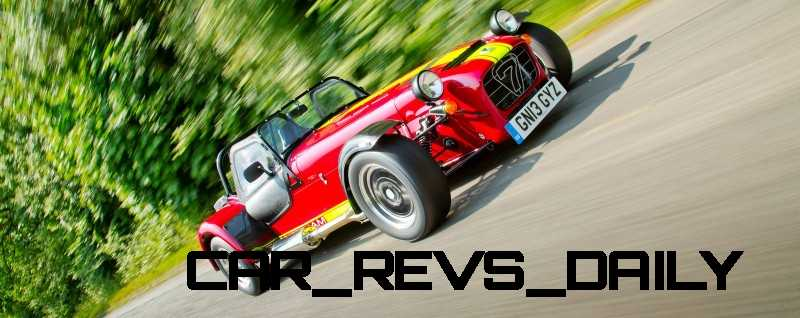 Caterham Coming to America!  620R to be sold by Superformance (Without An Engine...) 26
