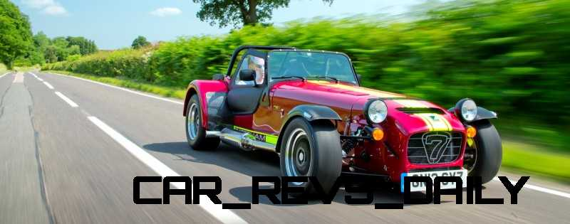 Caterham Coming to America!  620R to be sold by Superformance (Without An Engine...) 28